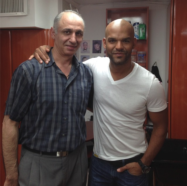 David's Hair Styling NYC Amaury Nolasco