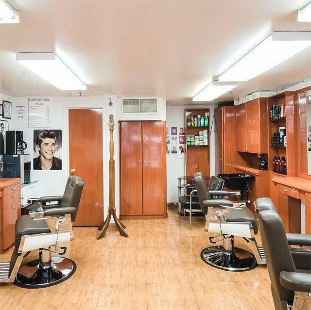 David's Hair Styling Barber Shop NYC